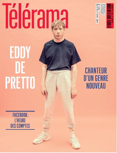 Eddy de Pretto couv